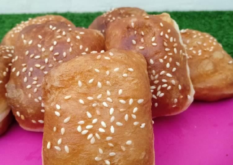 Roti Goreng Mantul (Odading)