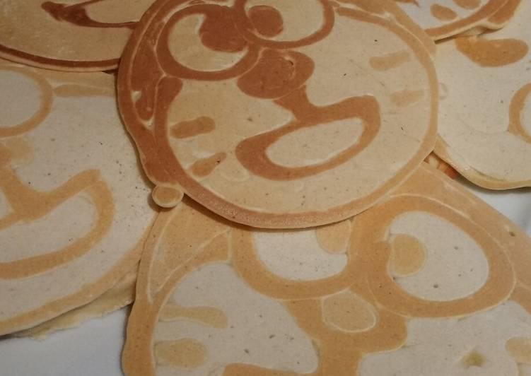 Doraemon pancake
