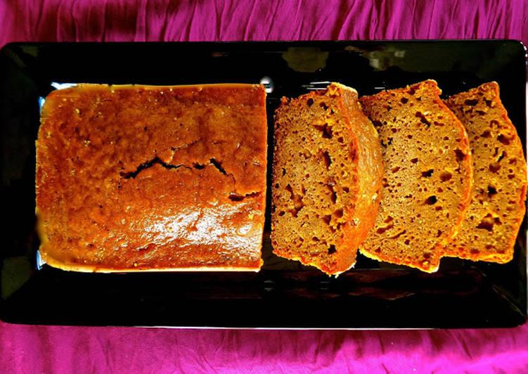 Bollywood Banana Bread