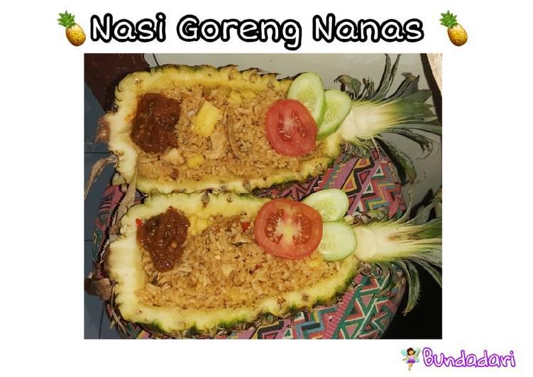 🍍Nasi Goreng Nanas 🍍Nikmat 🍍