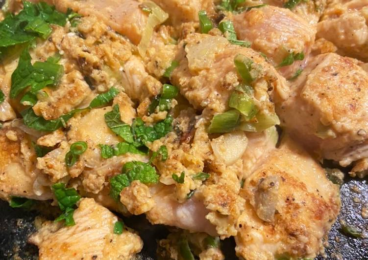 Simple Way to Make Quick Island Chicken