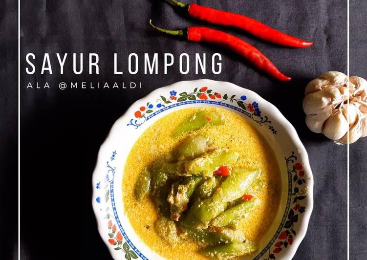 Sayur Lompong