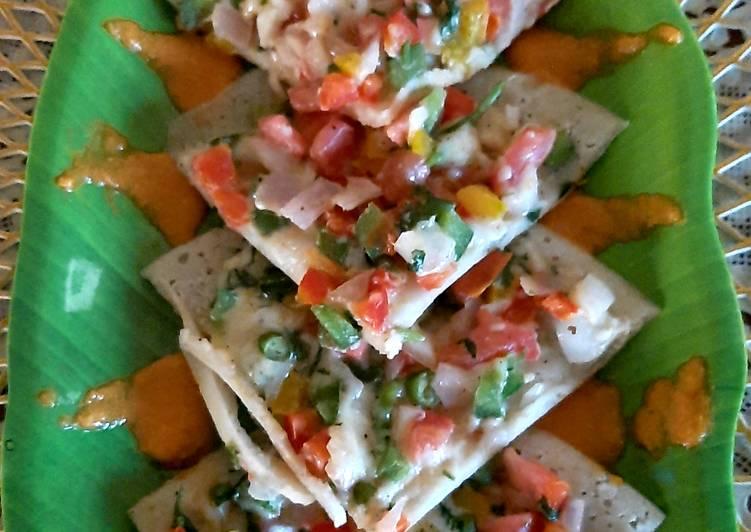 Recipe of Perfect Kodo Millet's Uttapam