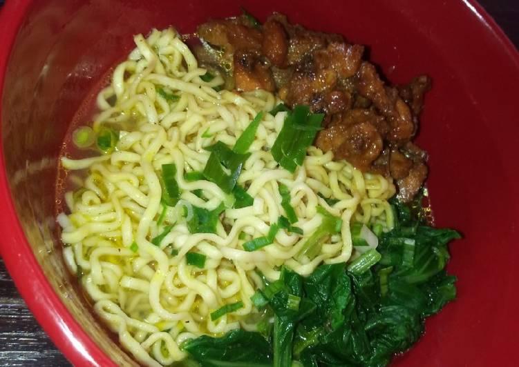 Resep Mie Ayam Yang Simple Bikin Ngiler