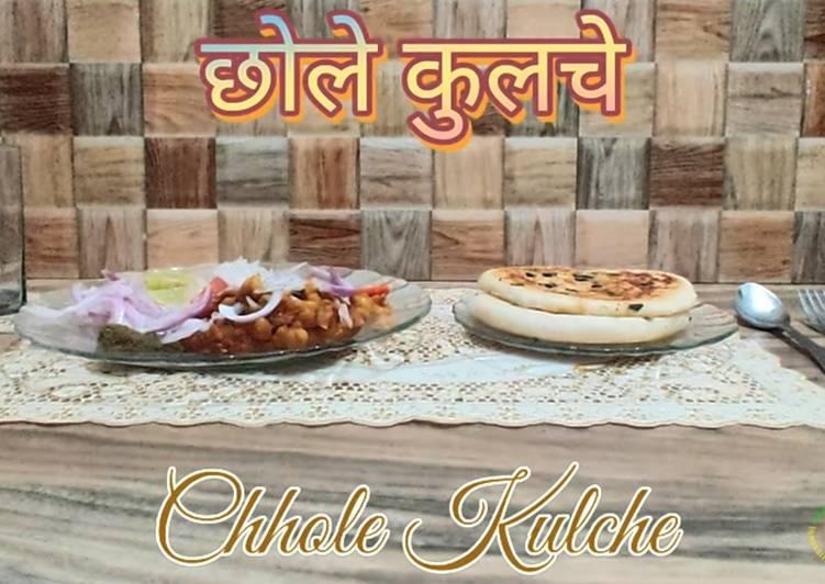 Steps to Make Award-winning Punjabi Choley Kulche