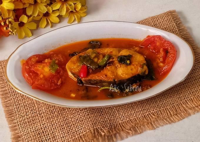 Resep Ikan Patin masak woku, Bikin Ngiler