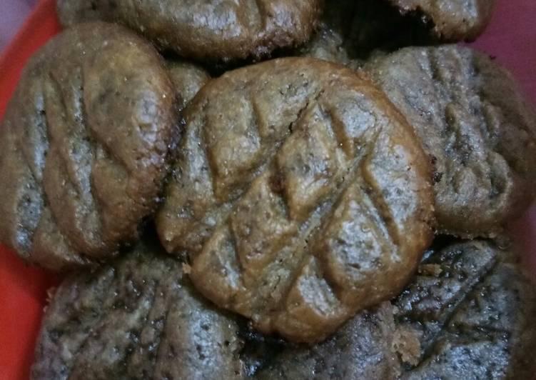 Cookies cokelat