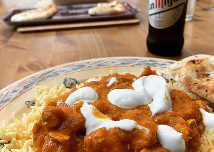 Hearty Chicken and Potato Curry Choosing Fast Food That's Good For You