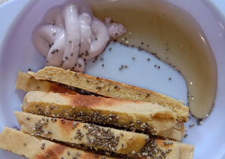 Pancake godeblag diet