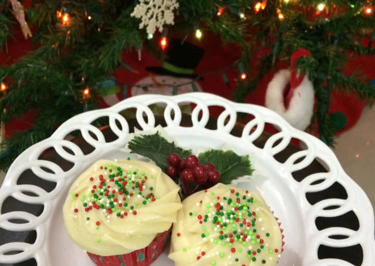 Spiced Cake/Cupcakes #Christmas Baking Contest