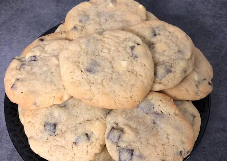 Les Meilleures Recettes de Cookies à l'américaine