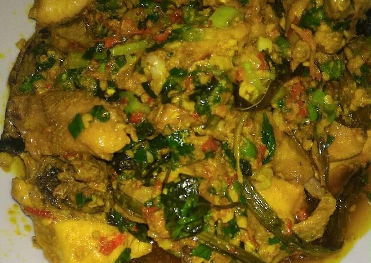 Resep Ayam Rica Rica Khas Manado Oleh Wiwin Ramandani Cookpad