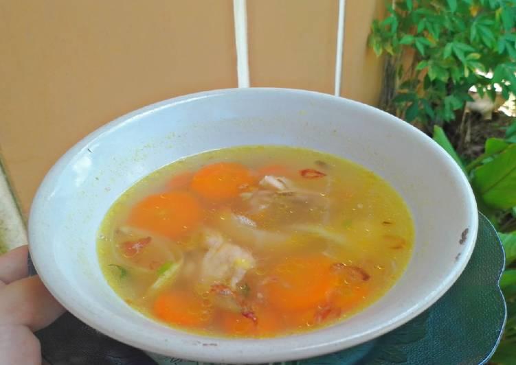 Sup Ayam Segar