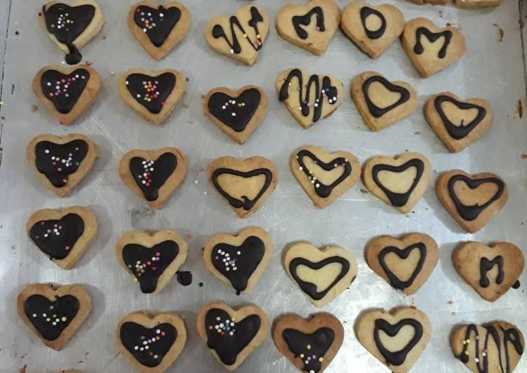 Cookies Hias Vanilla 😍😚