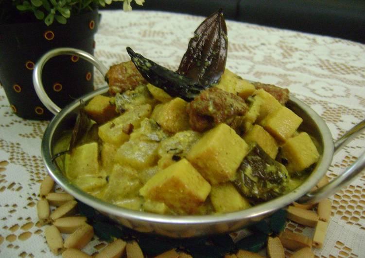 Recipe of Homemade Shukto