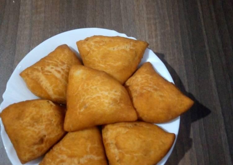 Simple Way to Make Super Quick Homemade Mandazi