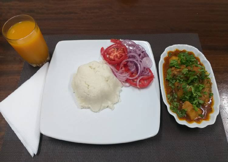 Methi Chicken Curry #All star recipe contest#my staple food cont