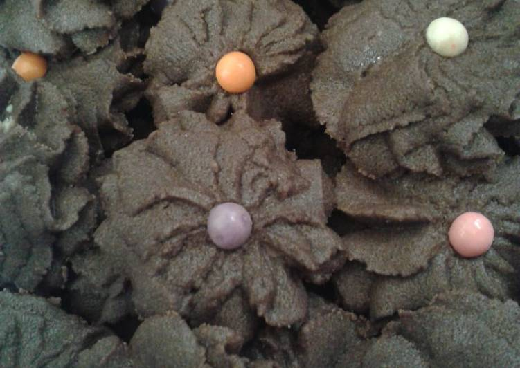 Semprit coklat krenyes