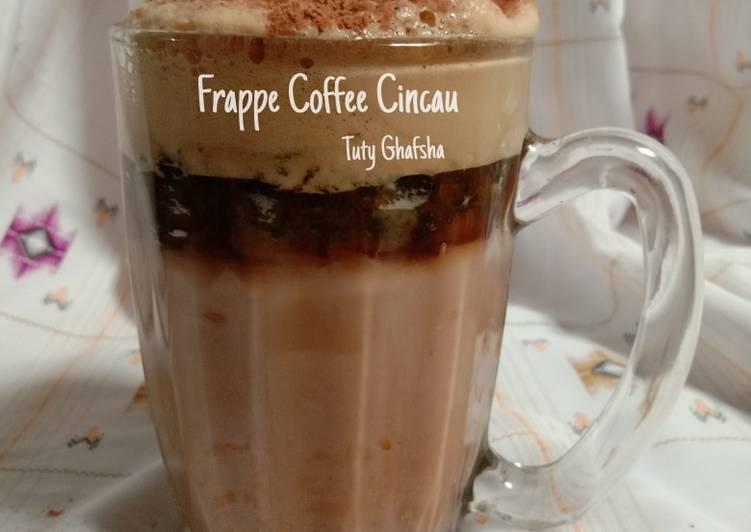 Frappe Coffee Cincau