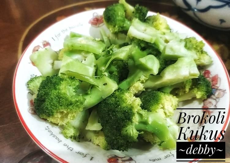 Resep Brokoli Kukus Oleh Debby Lukito Cookpad
