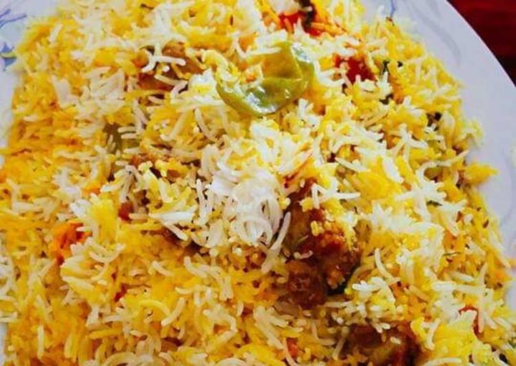 Simple Way to Prepare Quick Karachi Biryani