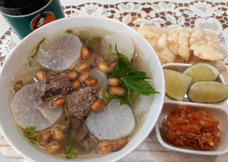 Soto Bandung – Resep membuatnya