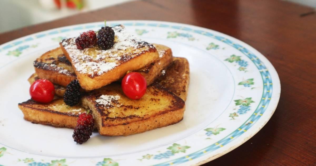 8 Resep French Toast Kopi Enak Dan Sederhana Ala Rumahan Cookpad