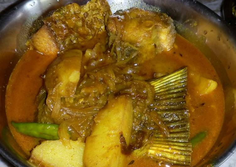 Simple Tips To Fish curry