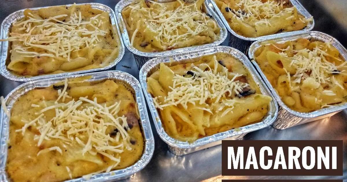 Resep Macaroni Schotel Makaroni Skotel Oleh Yessy Ching Fudin Cookpad