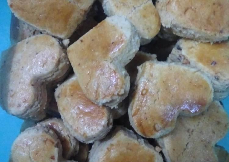 Kuker kacang/kue kering kacang - cookandrecipe.com