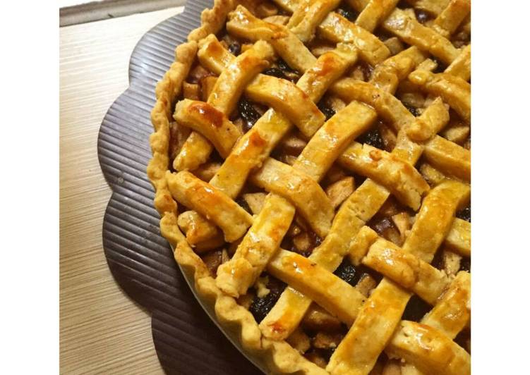 Apple Pie (American Style)