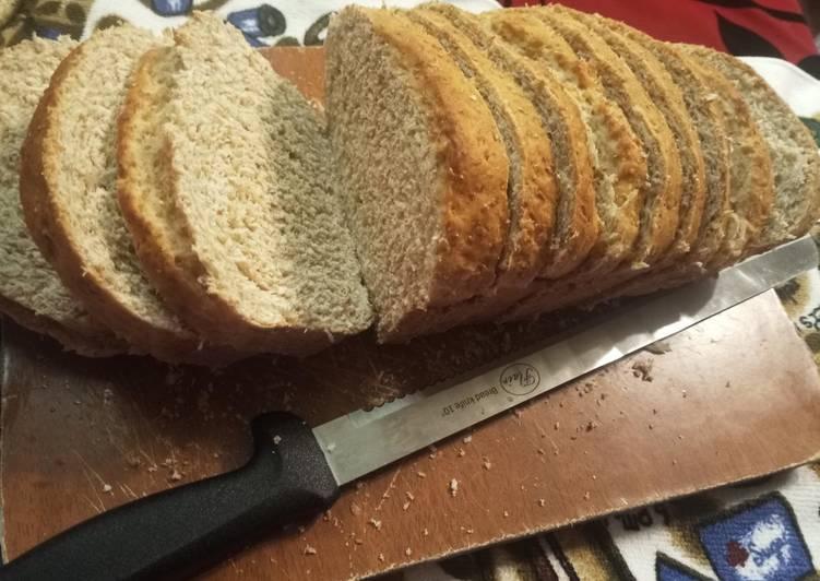Steps to Prepare Award-winning Brown bread