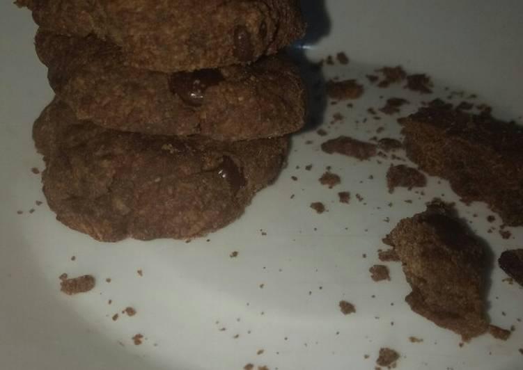 Cookies Coklat Teflon (Gluten Free)