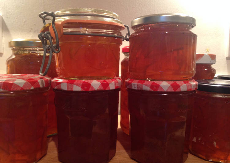 Easiest Way to Prepare Perfect Marmalade
