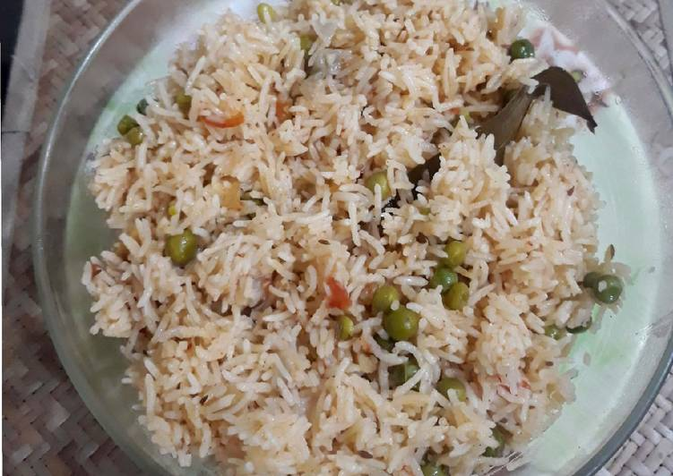 How to Prepare Any-night-of-the-week Peas Rice