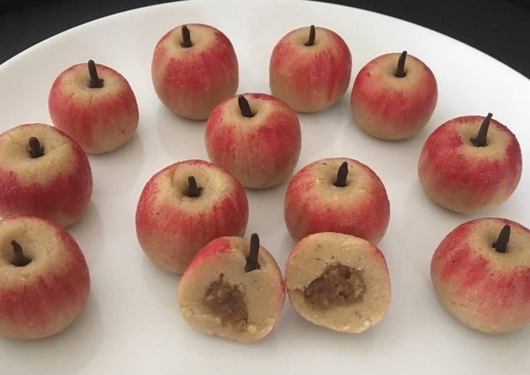 Apple cashew sweet