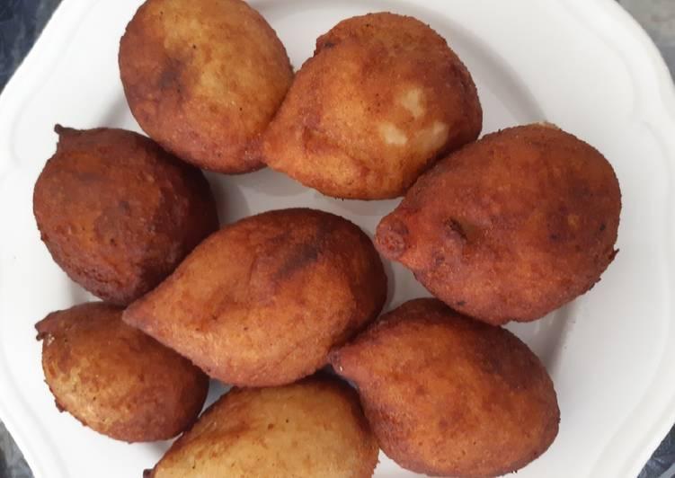Easiest Way to Cook Delicious Kartoffelbällchen gefüllt mit Hackfleisch