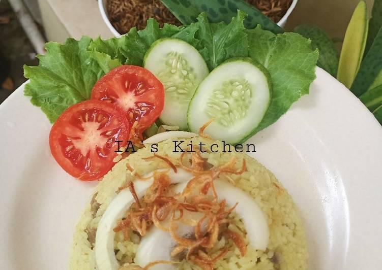 Nasi Kebuli Arab - cookandrecipe.com