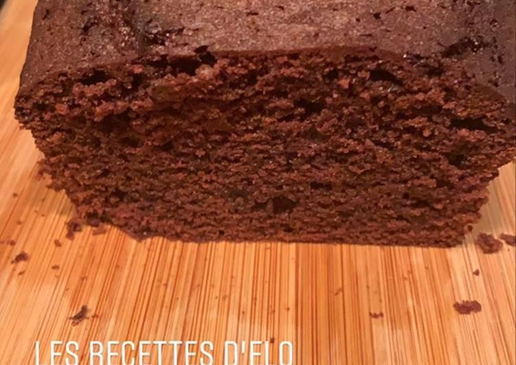 How to Prepare Delicious Cake au chocolat au Thermomix