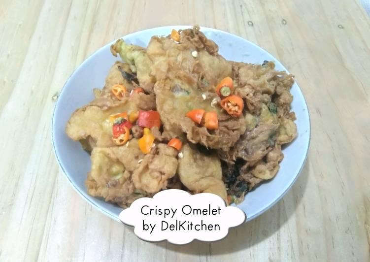 Crispy Omelet