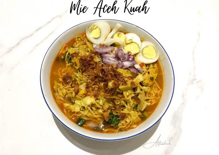 Resep Mie Aceh Kuah Bumbu Terlengkap yang Bisa Manjain Lidah