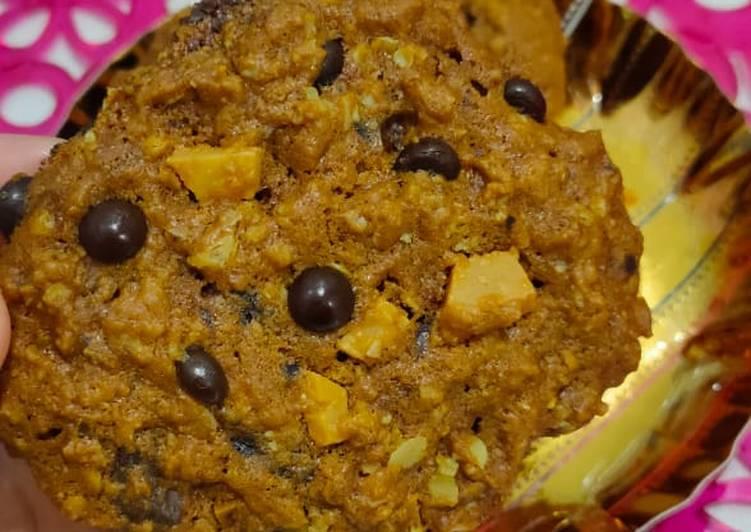 Choco Oatmeal Cookies (COCo)