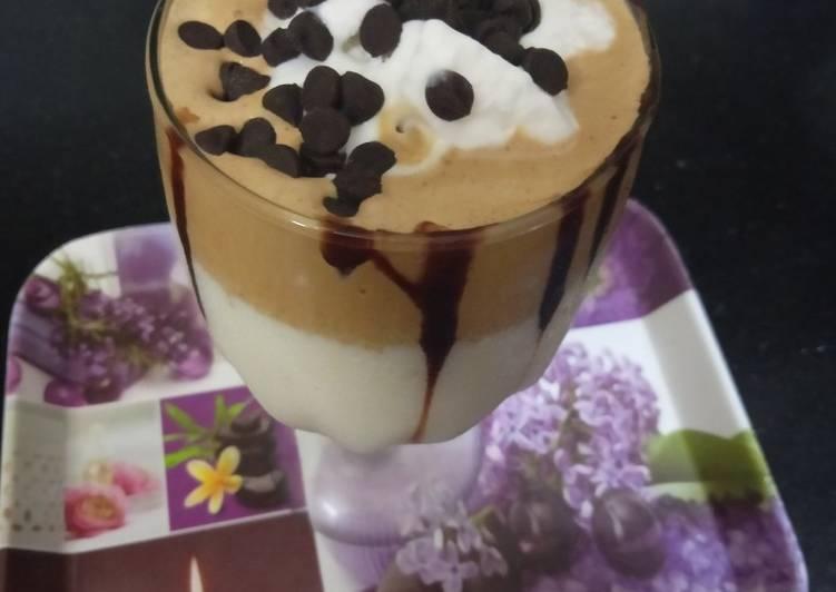 Dalgona Coffee (Kids Special)