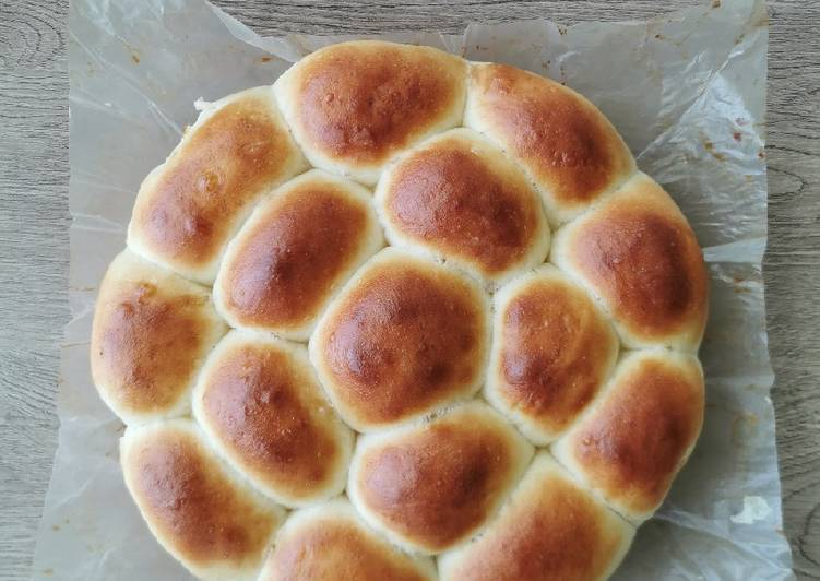 Easiest Way to Make Award-winning Milk soft bread Rolls