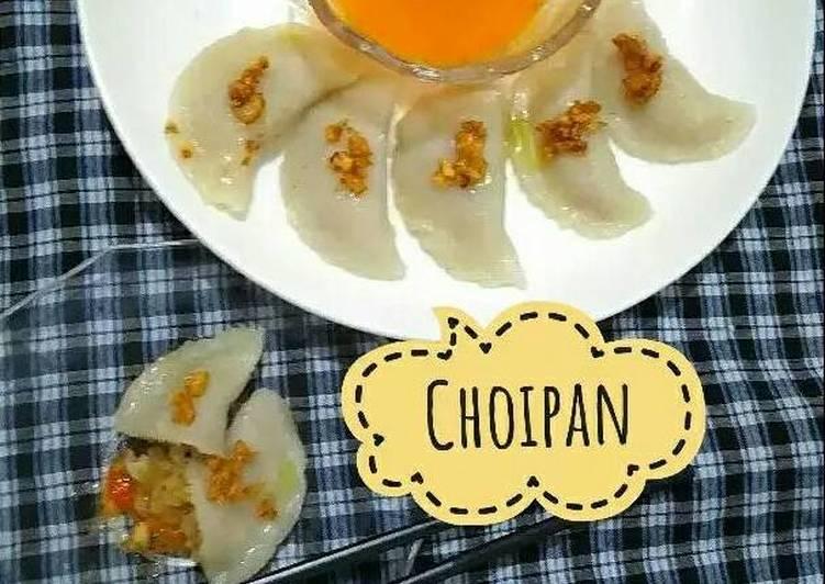 Resep Choipan Medan Oleh Putri S Kitchen Cookpad