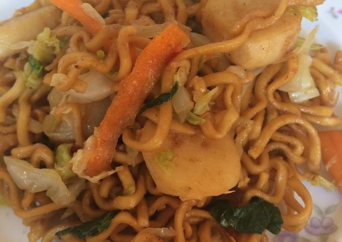 Mie Goreng ala Catering