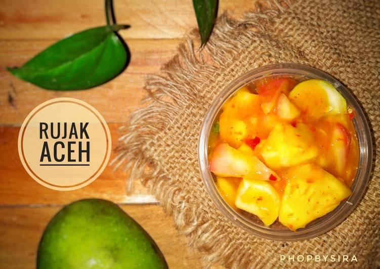 Rujak Aceh