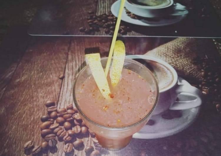 Recipe of Super Quick Homemade Batabi Lemon Juice