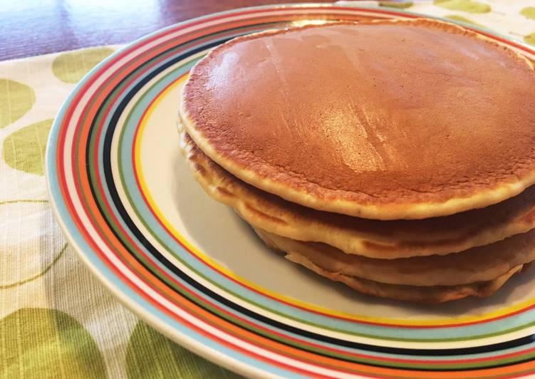 Easiest Way to Prepare Award-winning Very Simple Quick Homemade Pancake