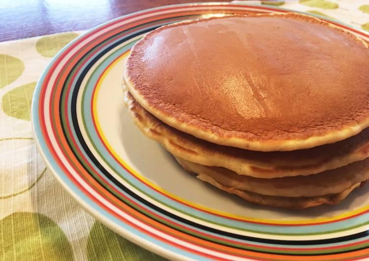 Easiest Way to Prepare Award-winning Very Simple Quick Homemade Pancake